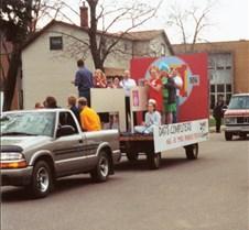 Trivia 2002: Parade