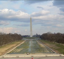 Empty Reflecting Pool