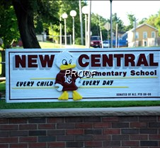 New Central sign 2
