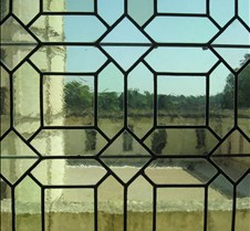 Chambord - View Out Window