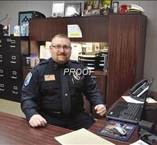 Police chief Dale Danter