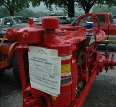 Behrends Farmall