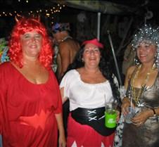 Halloween BamBOO bash at Schooner Wharf