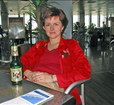 Budapest Airport V Budapeshte my proveli 1 chas mezhdu reisami:)