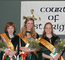 2007 Court of St. Brigid Pageant Court of St. Brigid 2/17/2007