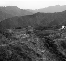 great wall at Mutianyu gruger 8x10