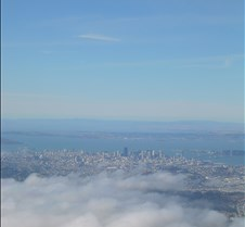 San Francisco under the Fog