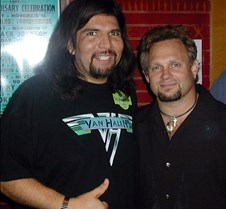 038 BS217 Albert R. with Michael Anthony
