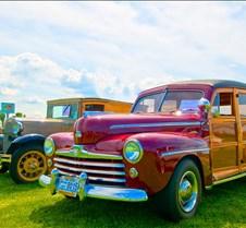 Antique Car Show Antique Car Show