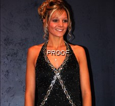 Lindsey pageant dress