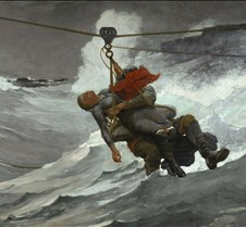 022The Life Line-Winslow Homer-1884-Phil