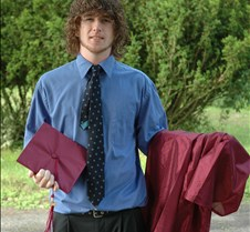 Dukes Graduation - June 2006