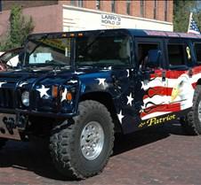 patriot hummer