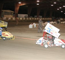 January 6, 2008 Chowchilla Barn Burners Karts & Quads