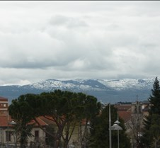 Cercedilla, Spain April 14, 2018 Photos from Cercedilla, Spain, and the train trip to and from Madrid.