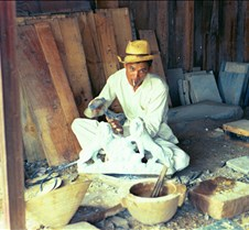 074  Marble Craftsman at Marble Mtn '68