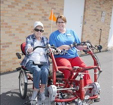 GRV bike donation 2