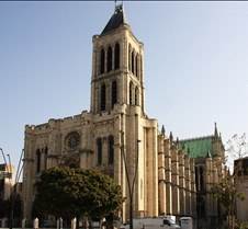Saint Denis Cathedral, Paris