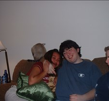 Vanessa, Adam, George