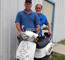 VFW Scooter