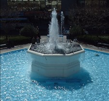 Beach- Atlantic cityfountain