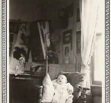 Baby Wesley Edwards