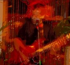 Buddha guitar