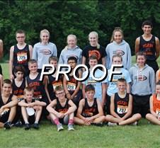 XC Team Photo