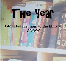 The Year I donated