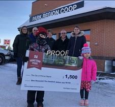 coop pool donation