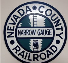 """Nevada County Narrow Gauge RR Museum (copy) Updated 06-23-2017.  The Nevada County Narrow Gauge Railroad Museum is located in Nevada City, California which is about 65 miles northeast of Sacramento. These photos were on July 17, 2016. The following information is from their website's home page. """"Loc"""