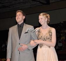 Jake Peters and Sydney Lundebrek