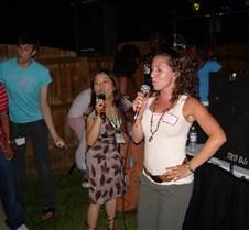 Jing & Becky Karaoke