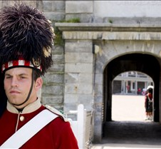 Changing of the Guards Halifax Citadel Re enactment of Historical Military Procedures - 