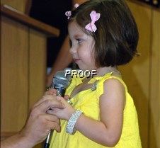 Littlest pageant girl
