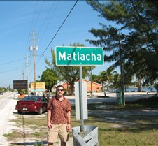 Matlacha is a very neat little town