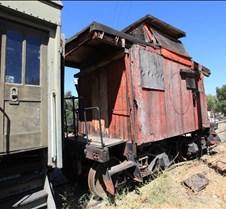 Sierra Railway Caboose