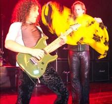 4917 fanning off the hot guitarist