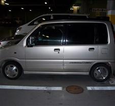 Small ass mini van profile!