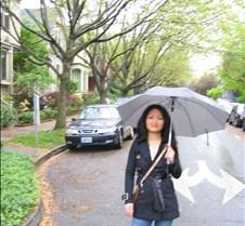 pretty street in Portland