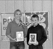 4-H spirit award