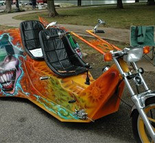 VW tricycle