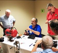 Dave Hottmann's Clinic, Air Testing Loco