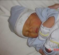 Peyton's First Week 003