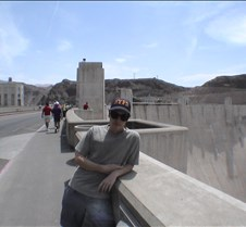 Dylan on side of Hoover Dam.jpg