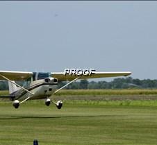 Curt taking off
