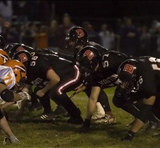 Mt Lakes vs Boonton FB