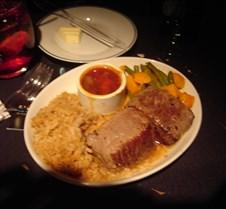 AA 100 - Dinner (Charles)