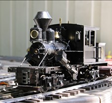 John Coughran's Two Truck Climax Loco