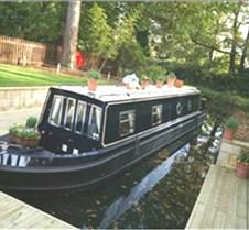 Greywell House boat